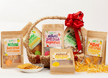Yuthfarm – Packaging Natural Soft Dried Fruits